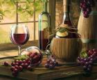 Wine By The Window I