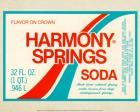 Harmony Springs Soda