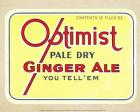 Optimist Ginger Ale