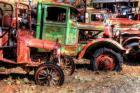 Abandoned Trucks, Arizona