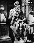 1500S Tomb Pope Julius 11 16Th Century Marble Sculpture Moses