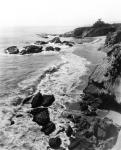 1910s Circa 1918 Arch Beach Laguna California Usa