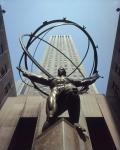 Atlas Statue Rockefeller Center, NYC