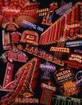 The Strip Neon Signs Las Vegas