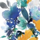 Indigo Flower II
