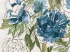 Blue Floral III