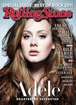 Adele, 2011 Rolling Stone Cover