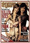 Ann & Nancy Wilson, 1977 Rolling Stone Cover