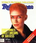 Annie Lennox, 1983 Rolling Stone Cover