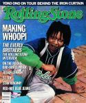 Whoopi Goldberg, 1986 Rolling Stone Cover
