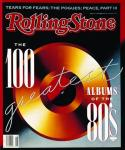 100 Greatest Albums of the '80's, 1989 Rolling Stone Cover