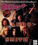 Aerosmith, 1990 Rolling Stone Cover