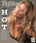 Claudia Schiffer, 1990 Rolling Stone Cover