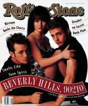 Cast of Beverly Hills 90120, 1992 Rolling Stone Cover