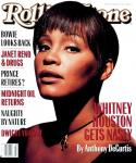 Whitney Houston, 1993 Rolling Stone Cover