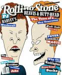 Beavis & Butthead , 1993 Rolling Stone Cover