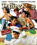 Cast of Friends, 1995 Rolling Stone Cover