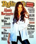 Alanis Morissette, 1995 Rolling Stone Cover