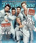 'N Sync, 2000 Rolling Stone Cover
