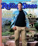 Al Gore, 2000 Rolling Stone Cover