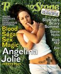 Angelina Jolie, 2001 Rolling Stone Cover