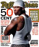 50 Cent, 2003 Rolling Stone Cover