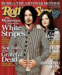 White Stripes, 2005 Rolling Stone Cover