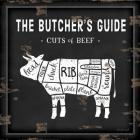 Butcher's Guide Cow