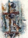 Rustic Lock