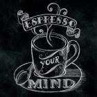 Espresso Your Mind  No Border Square