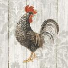 Farm Friend II on Barn Board
