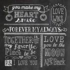 Inspiration Chalkboard I