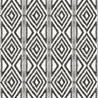 African Wild Pattern III BW