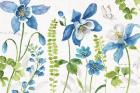 Blue and Green Garden I