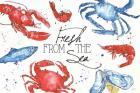 Seafood Shanty I