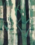 Deep Woods I Emerald Crop