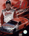 2005 Sterling Marlin collage- car, number, driver and signature