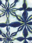 Green and Blue Shibori I