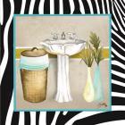 Zebra Bath II
