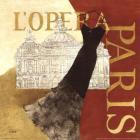 Paris Dress - L' Opera