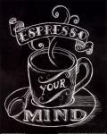 Espresso Your Mind No Border