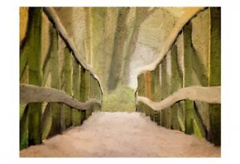 Across the Bridge | Obraz na stenu