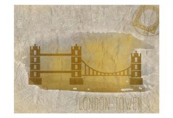 A Day in London A | Obraz na stenu