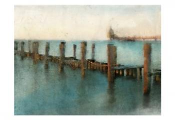 A Day at the Pier | Obraz na stenu