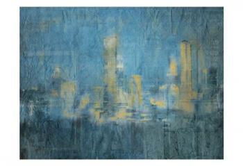 A Night In The City | Obraz na stenu