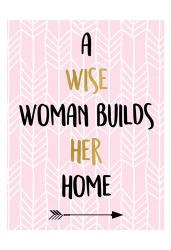 A Wise Woman | Obraz na stenu