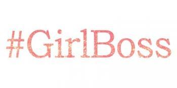 #Girl Boss | Obraz na stenu