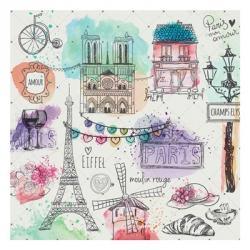 A Day In Paris | Obraz na stenu