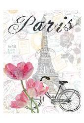 All Things Paris 2 | Obraz na stenu