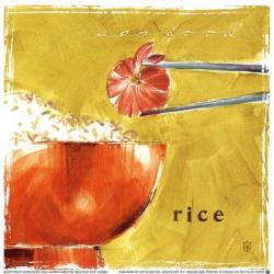 Seafood Rice | Obraz na stenu
